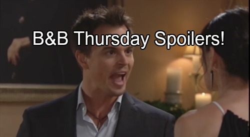 'The Bold and the Beautiful' Spoilers: Wyatt Forbids Quinn To Move In with Eric – Thomas Insists Liam Is Steffy's True Love