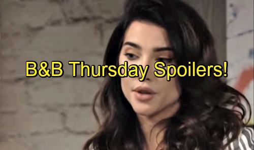 'The Bold and the Beautiful' Spoilers: RJ Upset by Brooke's Wedding - Steffy Gives Wyatt Hope – Bill Delights in Ridge's Pain