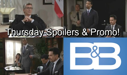 The Bold and the Beautiful Spoilers: Thursday, September 27 – Bill and Katie's Cutthroat Arguments – Bill Dragged Through The Mud