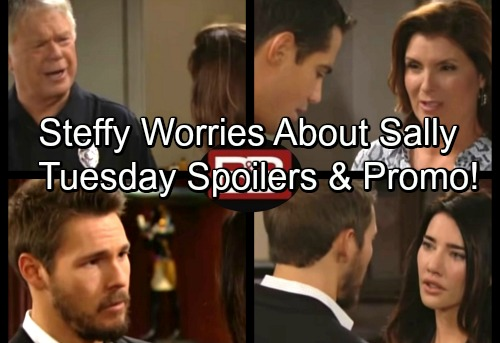 The Bold and the Beautiful Spoilers: Tuesday, October 10 - Liam's Spending Spree Leaves Bill Livid – Charlie Blasts Sheila