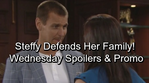 The Bold and the Beautiful Spoilers: Wednesday, June 13 – Steffy Stands Up for Her Family – Thorne Reveals Big Plans to Katie