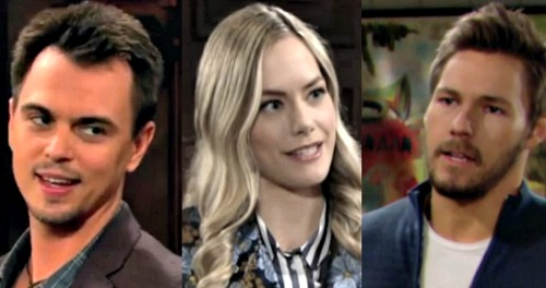 The Bold and the Beautiful Spoilers: Sally's Doomed, Stands No Chance Against Hope and Steffy – Liam's Devastating Rejection