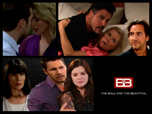 'The Bold and the Beautiful' Spoilers: Katie Threatens to Take Bill's Son and Company – Brooke Torn Between Bill and Ridge
