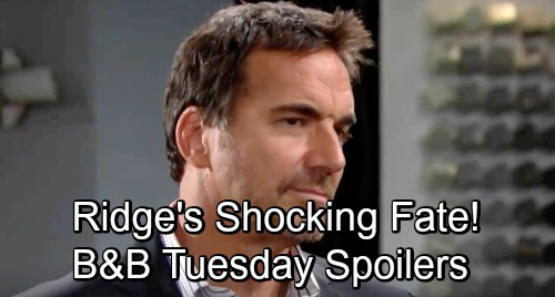 The Bold and the Beautiful Spoilers: Tuesday, November 13 - Ridge Anxiously Awaits His Fate - Pam Wants Donna On Board At Forrester
