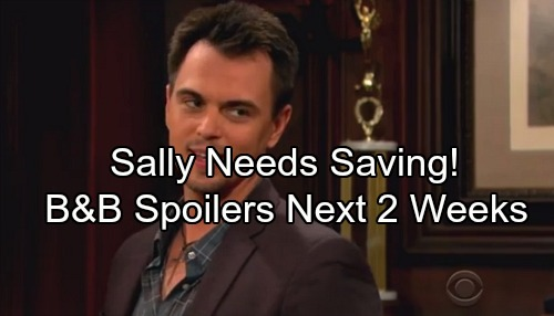 The Bold and the Beautiful Spoilers: Next 2 Weeks - Brooke's Divorce Doubts – Sally's Scary Situation – Wyatt's Weird Promise