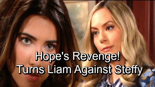 The Bold and the Beautiful Spoilers: Hope Drives a Wedge Between Liam and Steffy – Payback Backfires In Tragedy