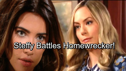 The Bold and the Beautiful Spoilers: Hope Wants To Destroy Liam's Family – Steffy Battles Homewrecker
