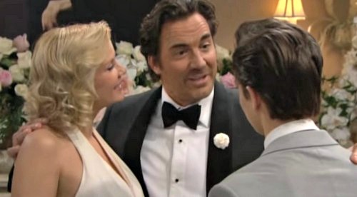 The Bold and the Beautiful Spoilers: Will Truce Last Between Thorne and Ridge - Brother's Maintain Peace or Battle Again?