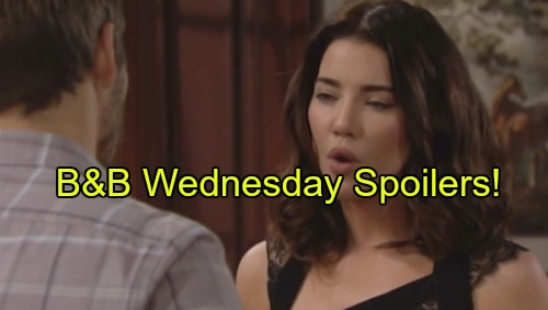 'The Bold and the Beautiful' Spoilers: Steffy Shatters Liam's Hopes for the Future - Brooke Whines About Marriage Hypocrisy