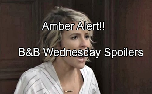 The Bold and the Beautiful (B&B) Spoilers: Caroline Vows to Find Thomas and Get Son Back, Ridge Blames Katie