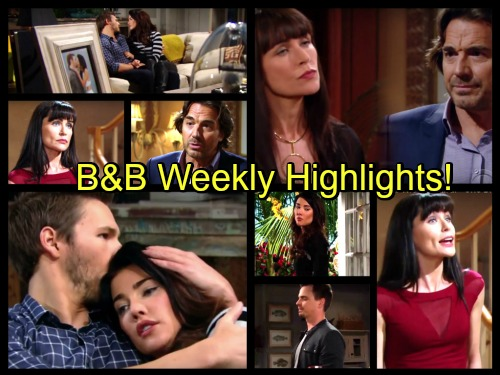 'The Bold and the Beautiful' Spoilers: Week of October 17 – New Allies, Power Struggles and Hot Romantic Rivalries