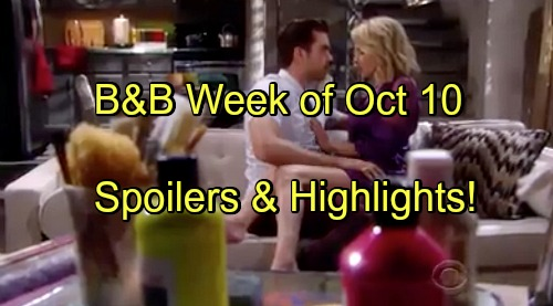 The Bold and the Beautiful Spoilers: Quinn Battles On - Steffy's Wild Fit – Ridge's Shock News – Caroline Asks Thomas For Love