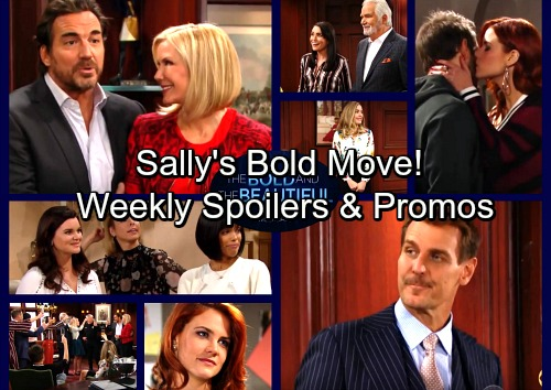 The Bold and the Beautiful Spoilers: Week of January 29 - Ridge's Request Shocks Thorne, Wedding Begins – Sally's Huge Liam Move