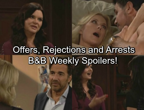 The Bold and the Beautiful Spoilers, May 24-28, 2021