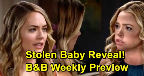 The Bold and the Beautiful Spoilers: Week of April 15 Preview – Phoebe's Bio Mom Flo Shocker – Shauna Fumes Over Hope's Stolen Baby
