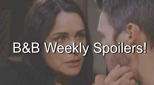 The Bold and the Beautiful (B&B) Spoilers: Week of February 15 - Ridge Wars with Rick – Katie Cheats – Quinn Hangs On To Liam