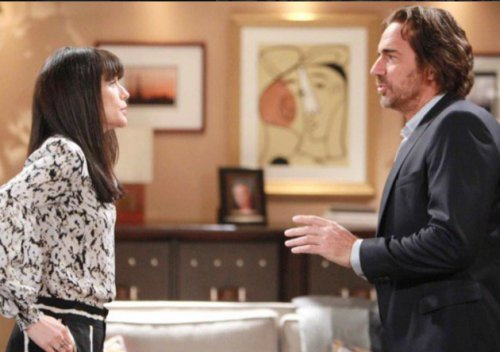 The Bold and The Beautiful Spoilers: Week of Feb 6 - Thomas and Wyatt Rebel - Brooke Catches Ridge and Quinn - Spectra Schemes