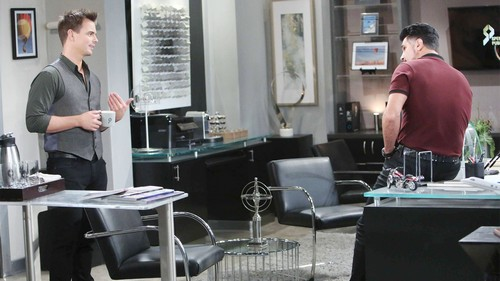 The Bold and the Beautiful Spoilers: Wyatt Stands by Betraying Bill, Katie Appalled – Watie Splits Over Cheating Fallout