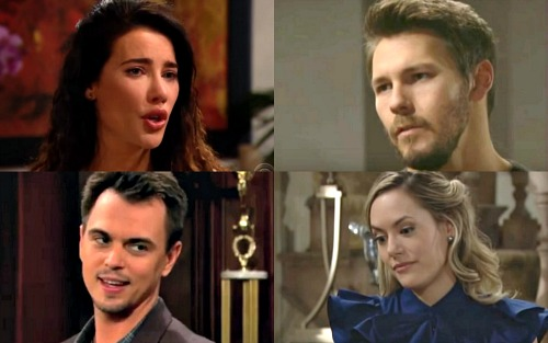 The Bold and the Beautiful Spoilers: Steffy Gets First Place in Liam's Heart – Hope Gets Consolation Prize Wyatt