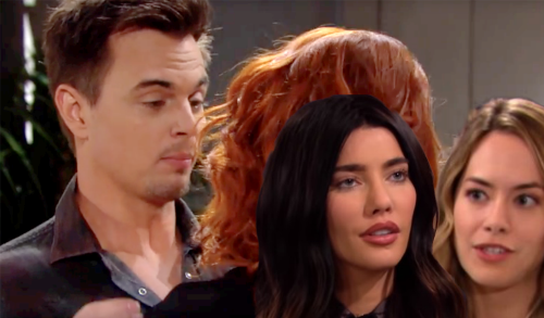 The Bold and the Beautiful Spoilers: Steffy Offers Wyatt A Job At Forrester - Hope Outraged, Interferes Again
