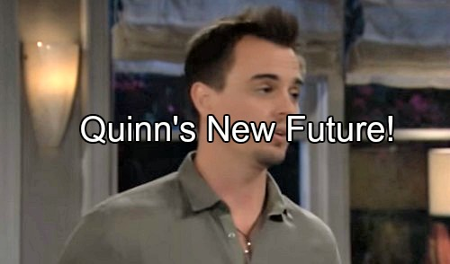 The Bold and the Beautiful (B&B) Spoilers: Wyatt Changes Quinn's Future With Liam - Jail or Mental Hospital?