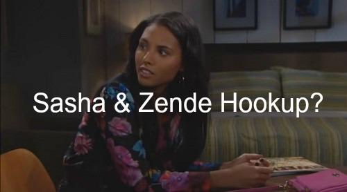 The Bold and The Beautiful (B&B) Spoilers: Sasha Steals Zende - Nicole Heartbroken - Julius Wants Revenge, Blames Maya