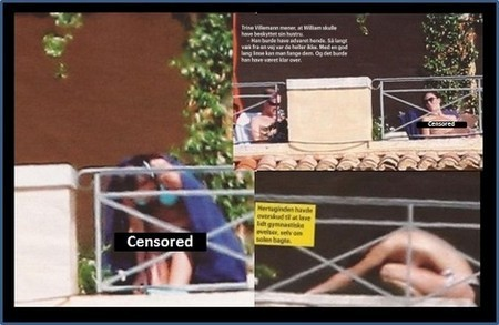 Bottomless Kate Middleton Photos Making Her Consider Divorce (Photos) 0928