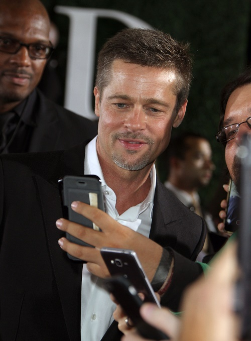 Brad Pitt's Recovers From Angelina Jolie Smear Campaign: Scores Hot New Movie Role