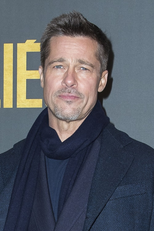 Brad Pitt Buying New Studio And Gallery - Using Art To Get Over Angelina Jolie