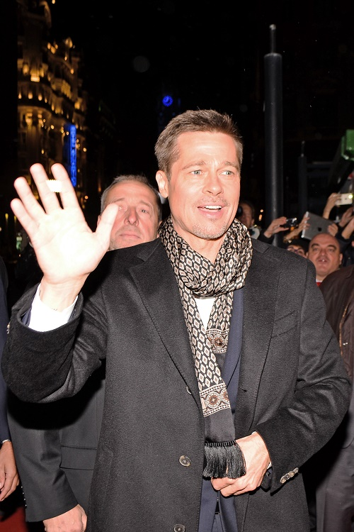 Brad Pitt Cleared By The FBI Over Maddox Jolie-Pitt Plane Incident and Child Abuse Allegations