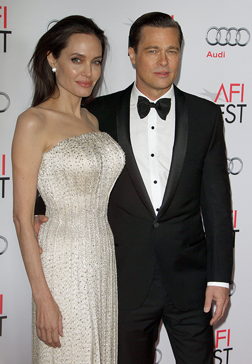 Gwen Stefani Ignores Angelina Jolie Amid Brad Pitt Divorce Crisis - Friendship Over, Angie Alone In Hollywood?