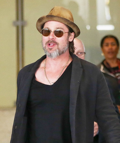 Angelina Jolie, Brad Pitt Divorce Stopped By Brad's Mother: Begs Couple To Save Marriage For The Sake Of Their Children!