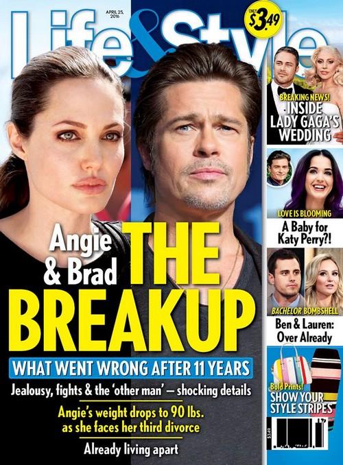 Jennifer Aniston Gleeful as Brad Pitt and Angeline Jolie Hunker Down for Bitter Divorce?