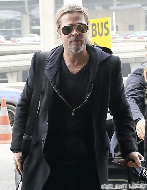 Jennifer Aniston's Wedding Advice From Brad Pitt - She Listens!