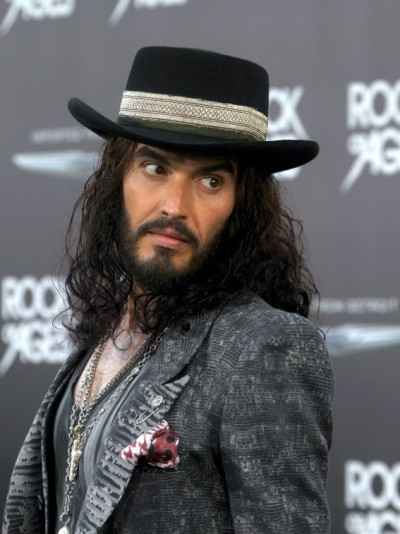 Russell Brand Furious Over Katy Perry Questions 0615