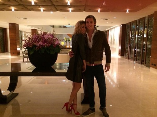 Brandi Glanville Dating 23-Year-Old Male Escort: Met Boy Toy in Amsterdam's Red Light District!