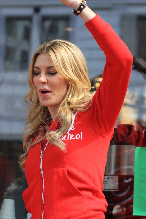 Brandi Glanville Turns To Alcohol and Xanax - Reprimanded By Celebrity Apprentice - Report
