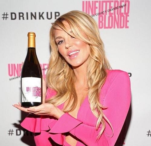 Brandi Glanville's Wine Release Party: 1000 RHOBH Fans Storm 'Unfiltered Blonde' Tasting - Brandi Praised For Her Sincerity!