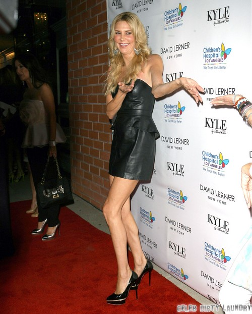 Brandi Glanville's Dating and Love Life Gets Her A Reality Show