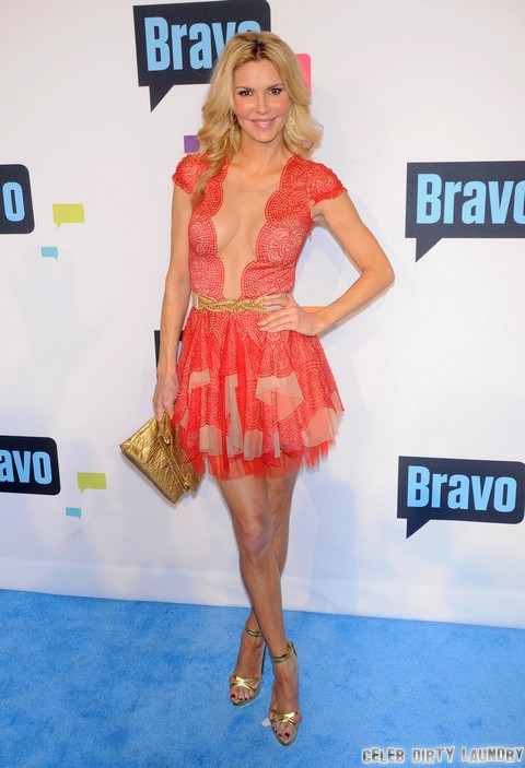 Brandi Glanville Calls NeNe Leakes A Racist: Real Housewives of Atlanta and Beverly Hills Battle Is On!