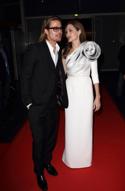 Angelina Jolie Ditching Aunt's Funeral to Help Brad Pitt with 'World War Z' Promotion