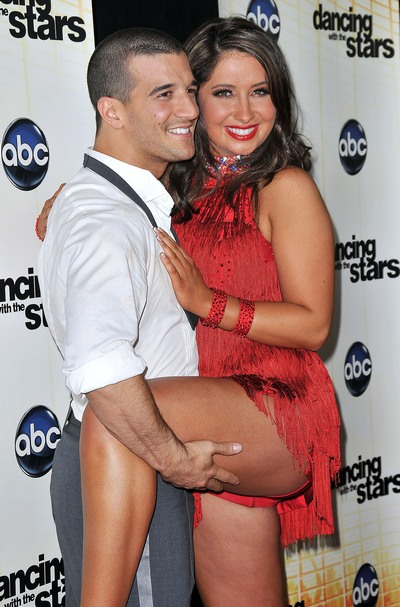 Bristol Palin Says DWTS Maks Does Not Like Her