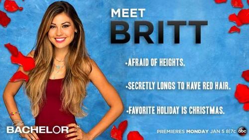 The Bachelor 2015 Spoilers: Chris Soules' Ex Britt Nilson Chosen as The 2015 Bachelorette?