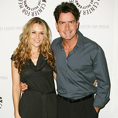 Court Battle Between Charlie Sheen & Brooke Mueller Will Spill Dirty Secrets