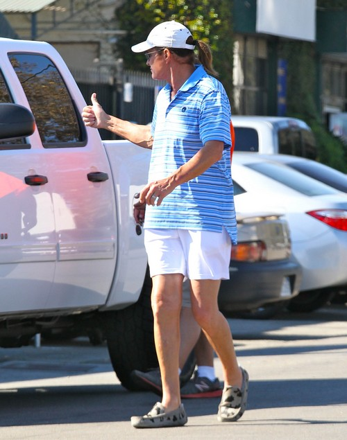 Bruce Jenner Cross-Dressing - Becoming A Woman - Ex-Wife Chrystie Supports Sex Change