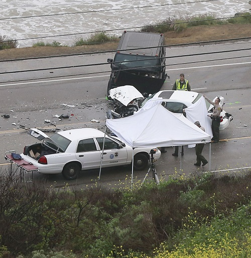 Bruce Jenner Not At Fault In Tragic Car Crash: Hormone Treatments, Texting, And Smoking Didn't Cause Accident?