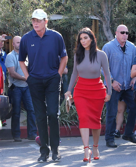 Are Bruce Jenner's Sex Change to Woman Transgender Rumors Totally True or Just KUWTK Hype - Hot Pink Nails?
