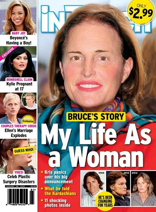 Kris Jenner Confirms Bruce Jenner's Sex Change As a Transgender Woman - In Touch Report (PHOTO)