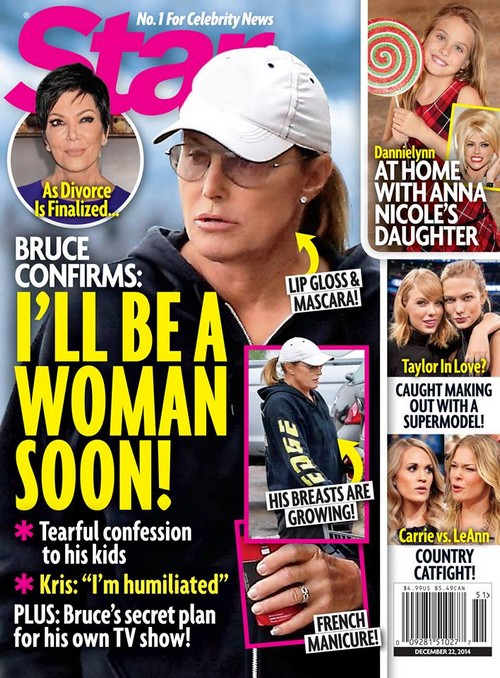 "Bruce Jenner Confirms ""I'll Be A Woman Soon"" - Sex Change Update (PHOTOS)"