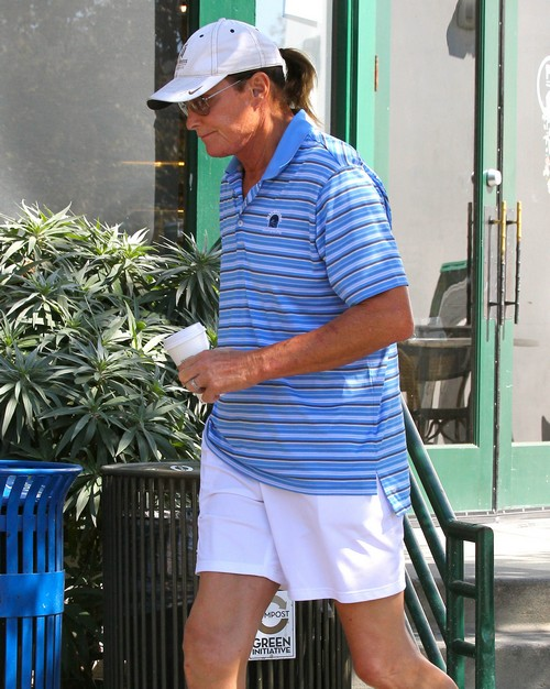 Bruce Jenner New Girlfriend or Beard To Derail Transgender Rumors - Hot Date With Kris Jenner Look-Alike?